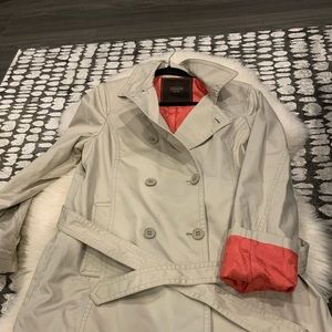 Coach trench coat- authentic!